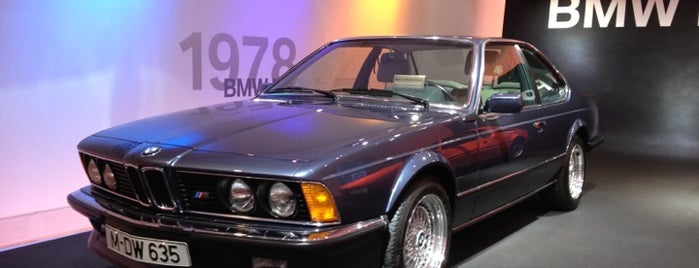 BMW Museum is one of Bucket List for Gearheads.