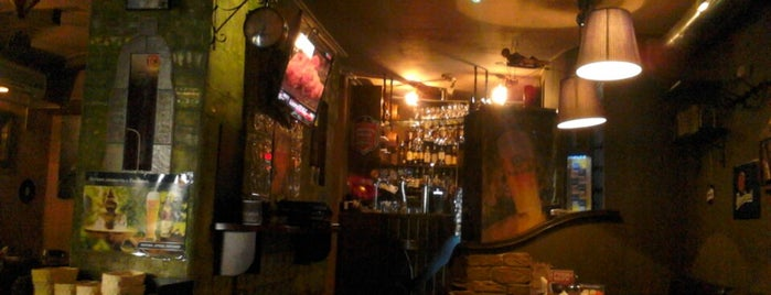 Live Pub is one of Минские пивные бары.