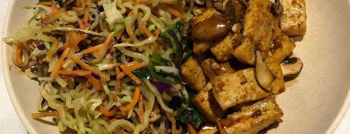 Oki Momo Asian Grill is one of John : понравившиеся места.
