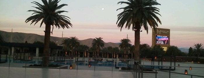 M Resort Spa Casino is one of Great Vegas Views.