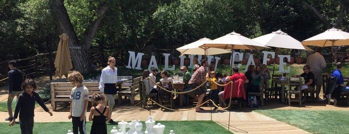 Malibu Cafe is one of Los Angeles, CA.