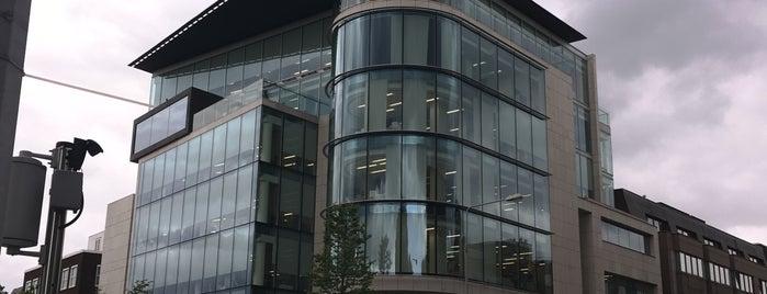 Bord Gáis Energy HQ is one of Orte, die Ben gefallen.