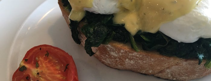 The Greenery on Lennox is one of Brunch Dublin.
