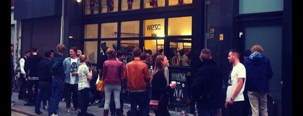 WeSC Concept Store is one of Gespeicherte Orte von Karl.