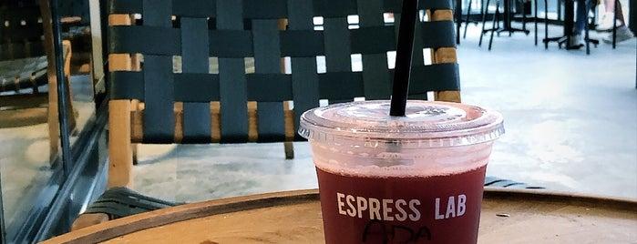 Espressolab is one of Trabzon - (Lezzetli) Kahveciler.