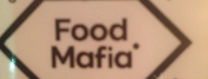 Food Mafia is one of 20 favorite restaurants.