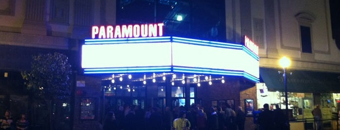 The Paramount is one of Locais curtidos por Erica.