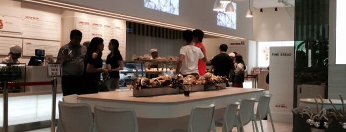 Asanoya Boulangerie is one of Singapore.