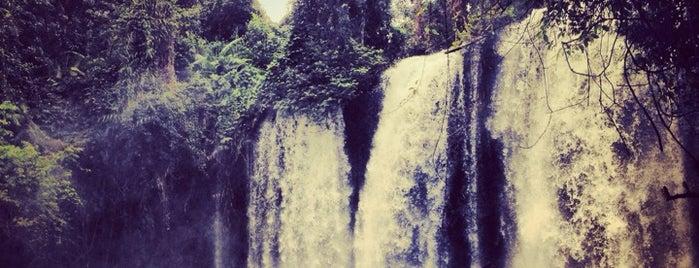 Phnom Kulen Waterfall is one of Siem Reap - Favorites.