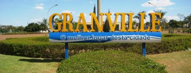 Residencial Granville is one of Locais salvos de Brunna.