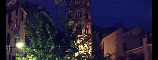 Giardini Luzzati is one of Genua.