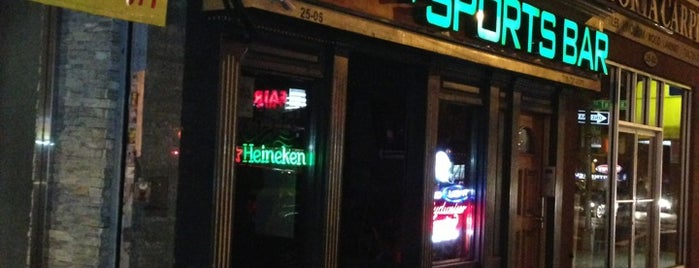 Broadway Sports Bar is one of Must-visit Nightlife Spots in Astoria.