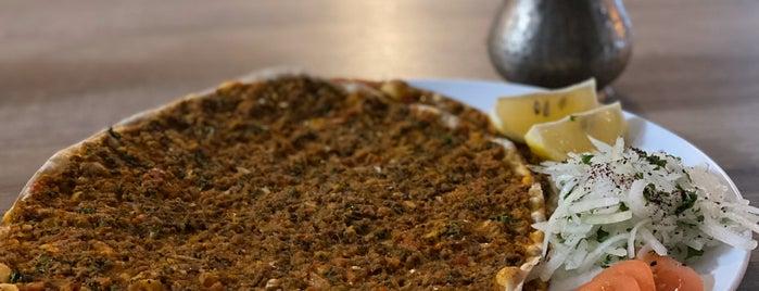 Marash Turkish Cuisine is one of สถานที่ที่บันทึกไว้ของ Emre.