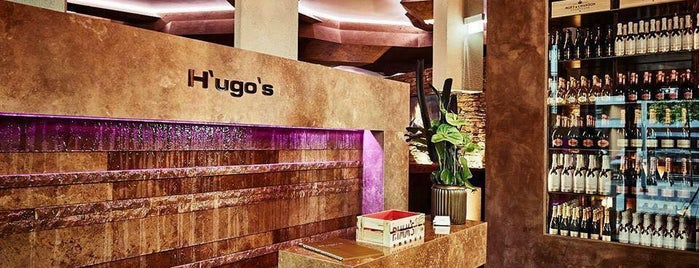 H'ugo's is one of Hideoさんのお気に入りスポット.