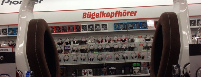 MediaMarkt is one of Lets do Berlin.