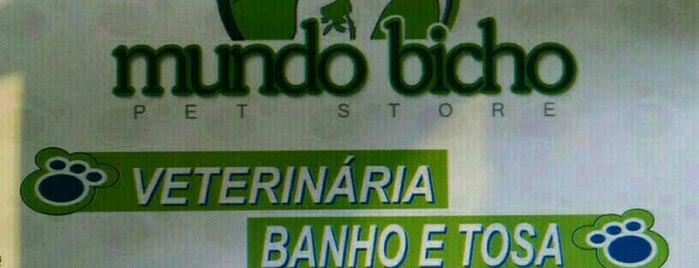 Mundo Bicho Pet Store Leblon is one of Lieux qui ont plu à Marcia.