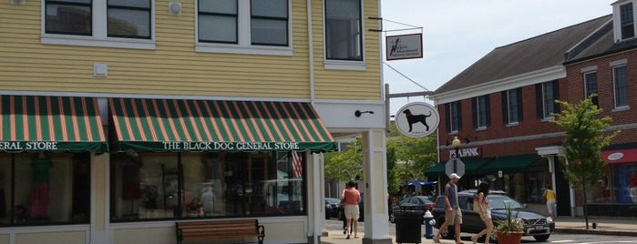 The Black Dog - General Store is one of Cape Cod.