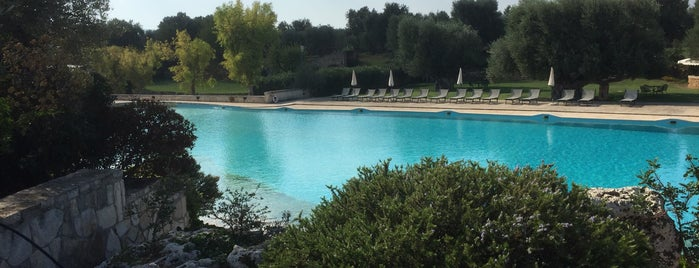 Masseria San Domenico Hotel is one of Apulia Lifestyle Guide.