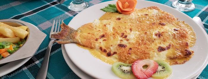 Restaurante Chez Santos is one of 20 favorite restaurants.