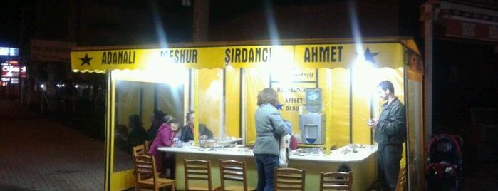 Şırdancı Ahmet is one of สถานที่ที่ 🐞 ถูกใจ.