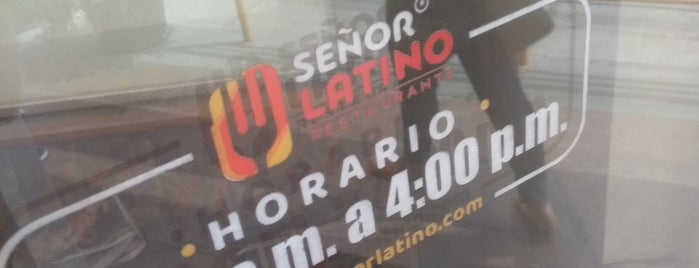 Señor Latino is one of Desayunos Regios.