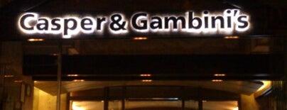 Casper & Gambini's is one of Must-visit Food in Amman.