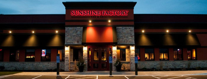 Sunshine Factory Bar & Grill is one of Shomaさんのお気に入りスポット.