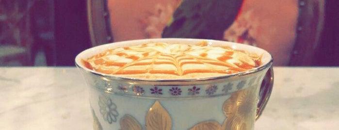 flower latte is one of Kuwait.