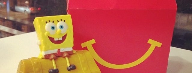 McDonald's is one of Matthew 님이 좋아한 장소.