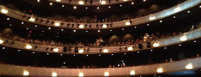 AT&T Performing Arts Center is one of Dallas, TX.