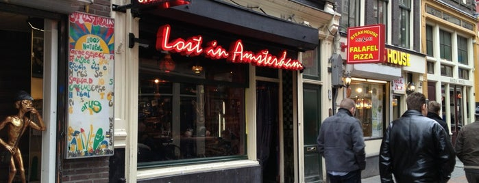 Lost in Amsterdam is one of NL.