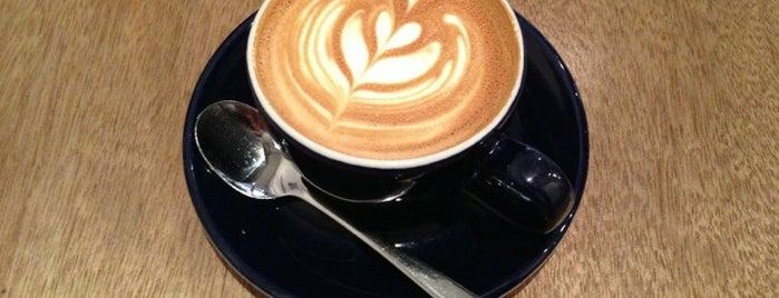 Lantana Cafe is one of Cafés EU.