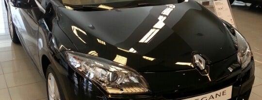 Renault Mais is one of Yunus'un Beğendiği Mekanlar.