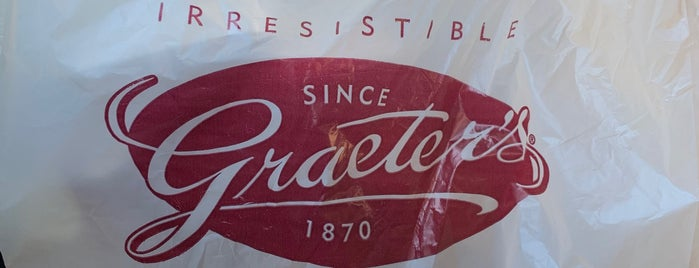 Graeter's Ice Cream is one of Lieux qui ont plu à Andy.