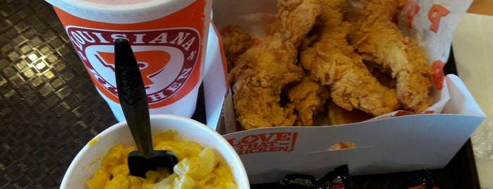 Popeyes Louisiana Kitchen is one of Favorite Restaurant In NYC.