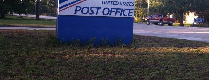 US Post Office is one of Orte, die Dawn gefallen.