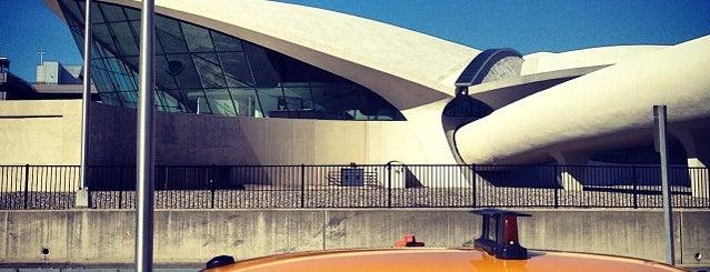 Aeropuerto Internacional John F. Kennedy (JFK) is one of Places in NY.