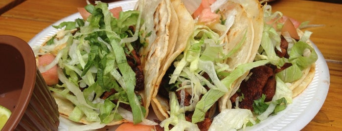 Taqueria Cocoyoc is one of The 9 Best Taco Joints In NYC.