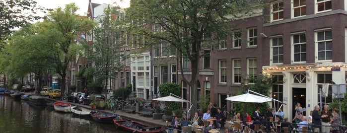 Café 't Smalle is one of Amsterdam.