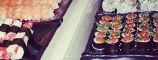 Rafa Sushi is one of Ricardo'nun Kaydettiği Mekanlar.
