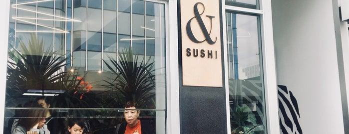 &sushi is one of Orte, die Liliána gefallen.