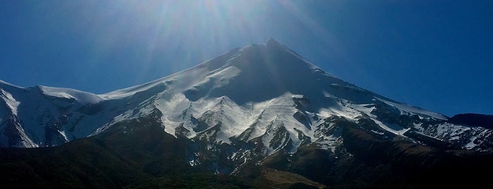 Mount Taranaki Summit is one of Things to do in New Zealand.