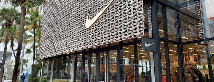 Nike Miami is one of Lugares favoritos de Emiliano.
