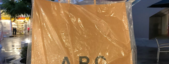 A.P.C. 三井アウトレットパーク入間 is one of Tokyo.