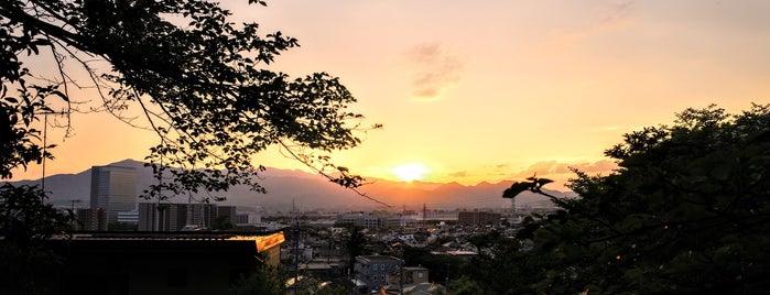 清水寺公園 is one of 海老名・綾瀬・座間・厚木.