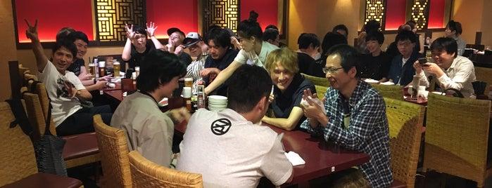 陳家私菜 is one of 食事.