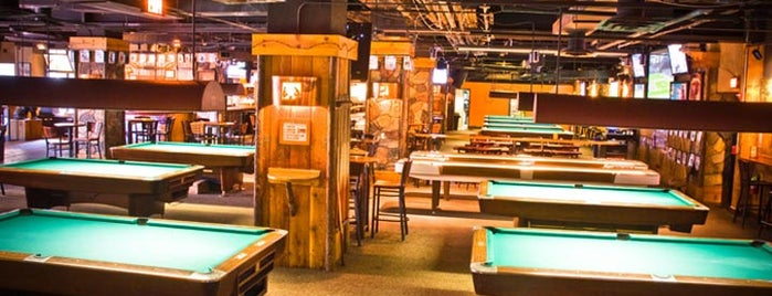 Buffalo Billiards is one of Best places in Washington, DC.