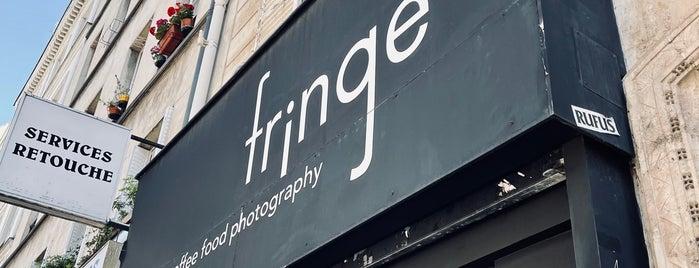 Fringe is one of Noel à Paris.