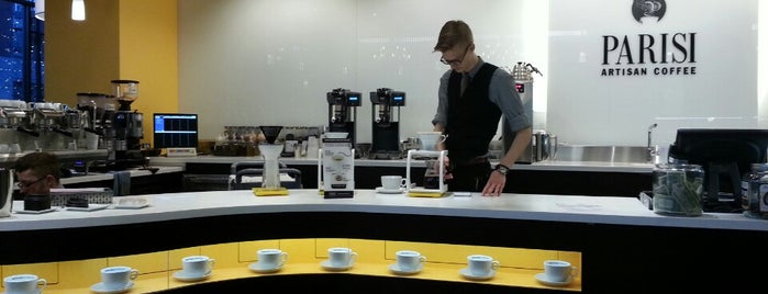 Parisi Café is one of Worldwide coffee TODO.