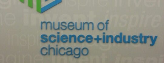 Museum of Science and Industry is one of Chicago 2011.